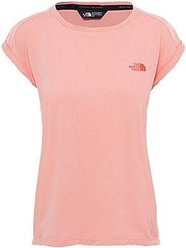 North Face W TANKEN Tank Rosa L - Camiseta de Senderismo para Mujer: Amazon.es: Deportes y aire libre