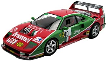 Ferrari F40 Competizione No. 40 LeMans 1995 Amazon.de