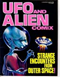 img - for UFO and Alien Comix #1 book / textbook / text book