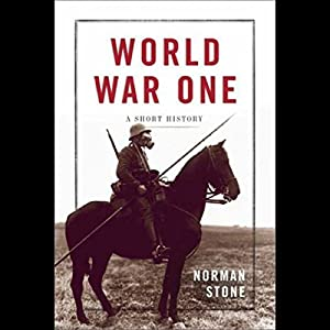 World War One Audiobook
