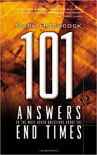 Book 101 Answers to the Most Asked Questions About End Times