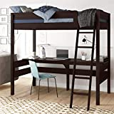 Dorel Living Loft Bed