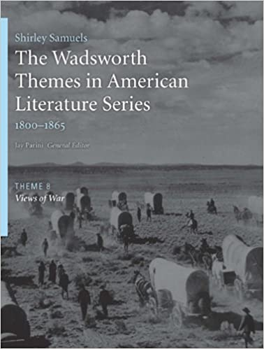 Book Views on War (Wadsworth Themes in American Literature: 1800-1865)
