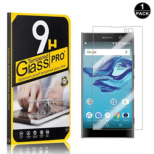 Sony Xperia XA2 Screen Protector, Bear Village Tempered Glass Screen Protector, HD Screen Protector Film for Sony Xperia XA2-1 Pack
