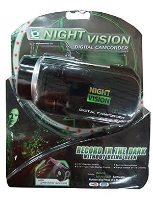 Night Vision Digital Camcorder