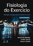 capa de Fisiologia do Exercício. Nutrição, Energia e Desempenho Humano