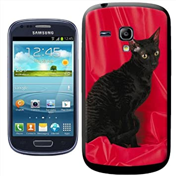 Fancy A Snuggle - Carcasa para Samsung Galaxy S3 Mini i8190 ...