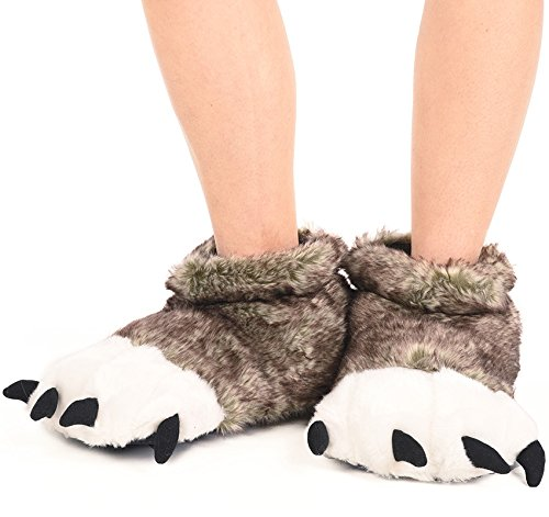 Pantofole Lazy Paw One Pantofole Lazy Wolf q6rSq