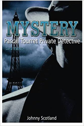 Book MYSTERY Pascal Tourret ? Private Detective