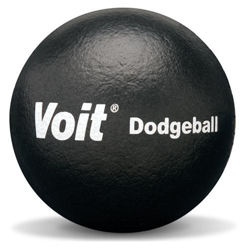 Voit Tuff Dodgeball, 6 1/4-Inch (Voit Foam Ball)