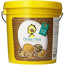 Treats for Chickens Chicken Crack Treat, 5-Pound