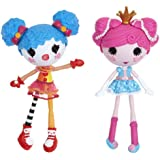 Lalaloopsy Workshop Double Pack - Princess/Clown