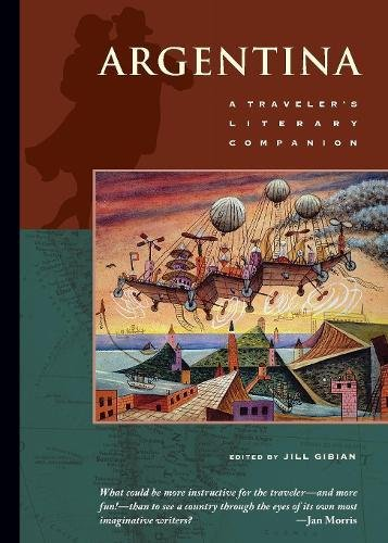 Download Argentina: A Traveler's Literary Companion (Traveler's Literary Companions) ebook