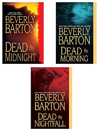 Beverly Barton Bundle: Dead By Midnight, Dead By Morning, Dead by Nightfall cover