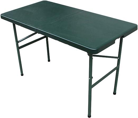 Alppq Mesa plegable y para uso general Mesa de entrenamiento para ...
