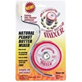 Witmer Company Organic Peanut Butter Hand Mixer Jar Cap Beater New Easy To Clean
