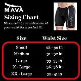 Mava Men's Compression Short Leggings - Base