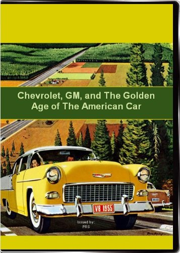 Chevrolet   Gm   And The Golden Age Of The American Car   A Collection Of Film Short Car Commercials