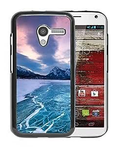 Nature Frozen Sea Level Durable High Quality Motorola Moto X Phone Case