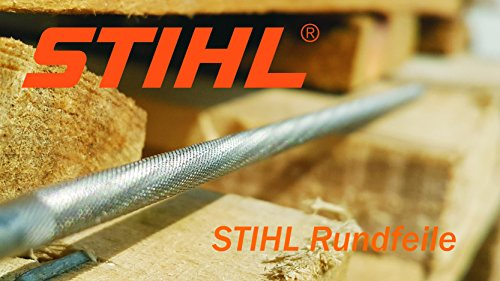 STIHL Rundfeile 6 Stück für Sägeketten 5,2 mm für 3/8