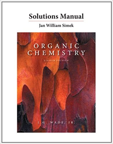 Amazon Com Solutions Manual For Organic Chemistry 9780321773890