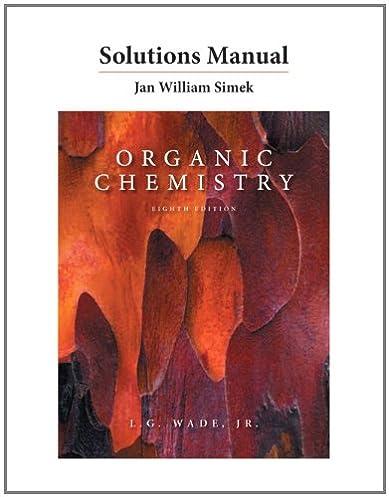 amazon com solutions manual for organic chemistry 9780321773890 rh amazon com organic chemistry solution manual klein organic chemistry solutions manual oxford university press 2000 pdf