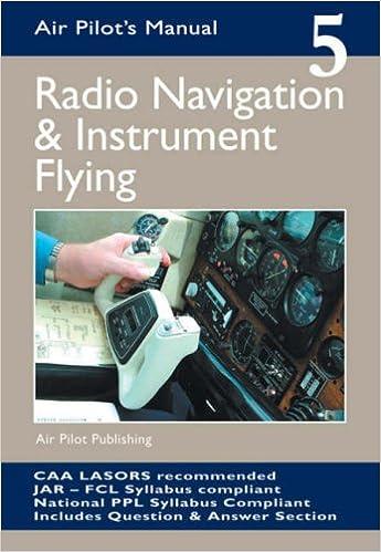 Descargar Por Torrent Sin Registrarse Radio Navigation And Instrument Flying: V. 5 Epub Gratis