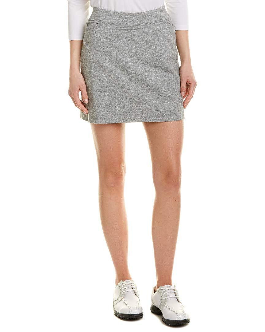 adidas Womens Golf Advantage Skort, M, Grey by adidas