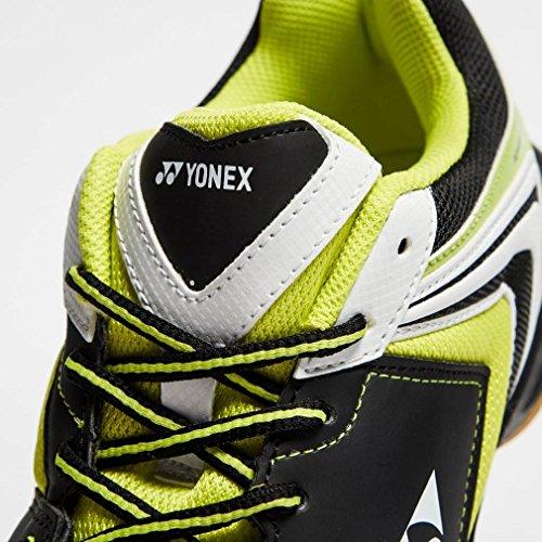 Yonex Nuovi Power Cushion 47 Calzature da Calzature da Badminton, Limetta, 42
