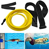 Zhipeng Swim Training Belts Swim Bungee Cords