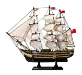 "Hampton Nautical  HMS Surprise Tall Ship, 14"""