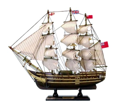 Hms Victory Wood Model Ship - Hampton Nautical  HMS Surprise Tall Ship, 14