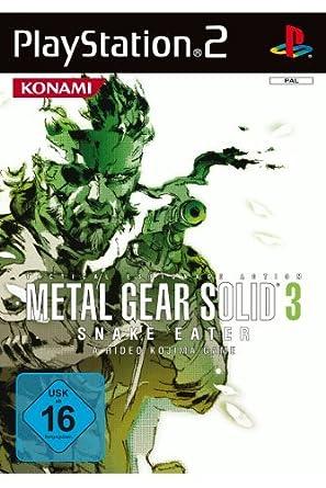 b0e5130552238 Metal Gear Solid 3 - Snake Eater  Importación alemana   Amazon.es   Videojuegos