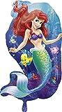 "Anagram International 2646401 Little Mermaid Friends Shop Balloon Pack, 29"""