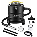 Ideal Choice Product Ash Vacuum Cleaners -4.3 Gallon Tank Ash...