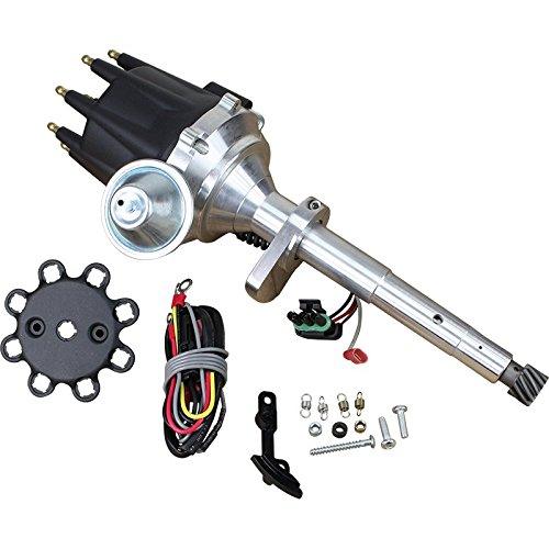 Brand New DragonFire HEI Ignition Distributor for 1949-1953 Ford Flat Head 225 239 255 Oem Fit DFFH-DF