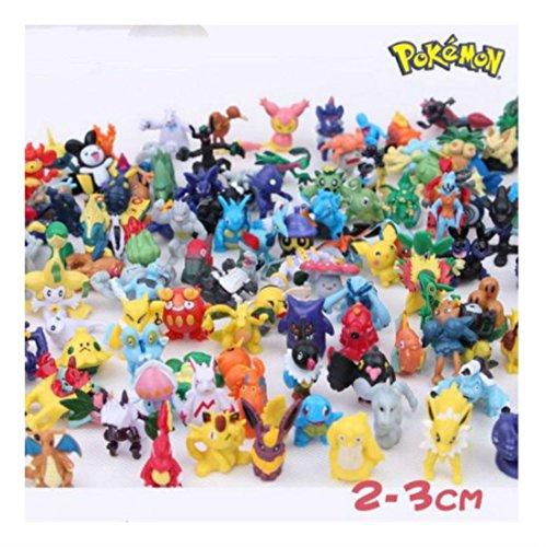 JUSTINE Pokemon Random Minifigures Pikachu product image