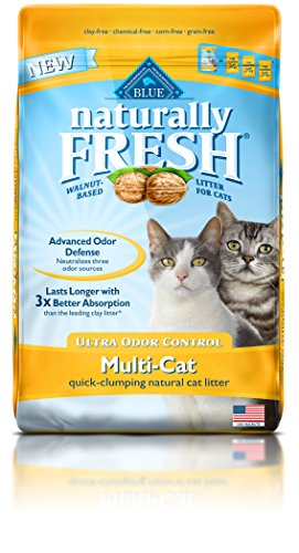 BLUE Naturally Fresh Multi Cat Quick Clumping product image