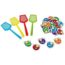 Learning Resources Sight Word Swat a Sight Word Game, 114 Pieces