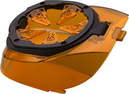 Virtue Paintball Crown SF Loader/Hopper Speed Feed - Spire 200/260 - Orange