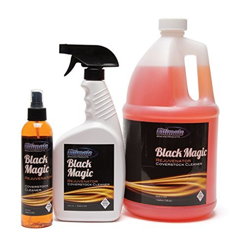 Ultimate Black Magic Rejuvenator- 8 ounce bottle