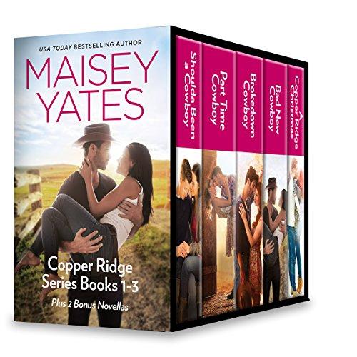 Maisey Yates Copper Ridge Series Books 1-3  Plus 2 Bonus Novellas: An Anthology (Best Flirting Tips For Girls)