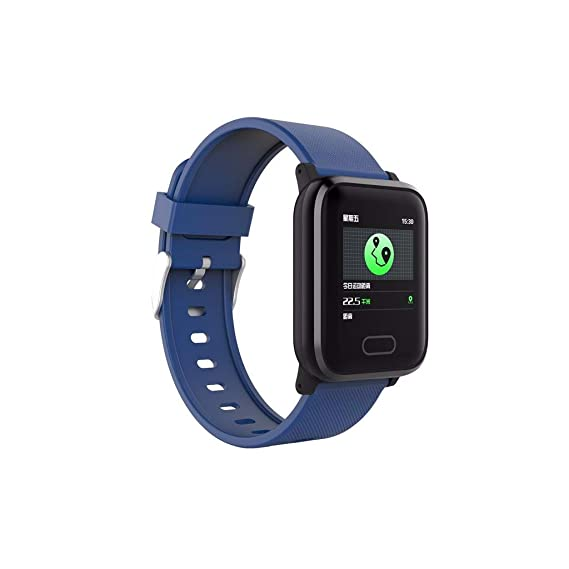 Amazon.com: Smart Watch Sports Fitness Activity Heart Rate ...