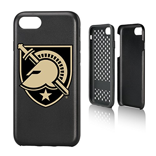 Keyscaper KRGDI7-0ARM-INSGN1 Army Academy Black Knights iPhone 8/7 Rugged Case with USMA Insignia Design