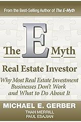 The E-Myth Real Estate Investor Hardcover