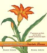 Japonaise Ukiyo-e 75+ Imprimés Floraux - Gravures Sur Bois (Français)
