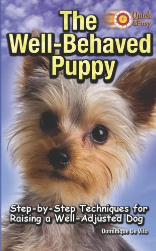 The Well-Behaved Puppy (Quick & Easy) PDF