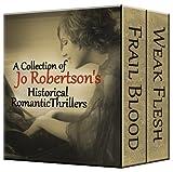 Jo Robertson's Historical Romantic Suspense Collection (English Edition)