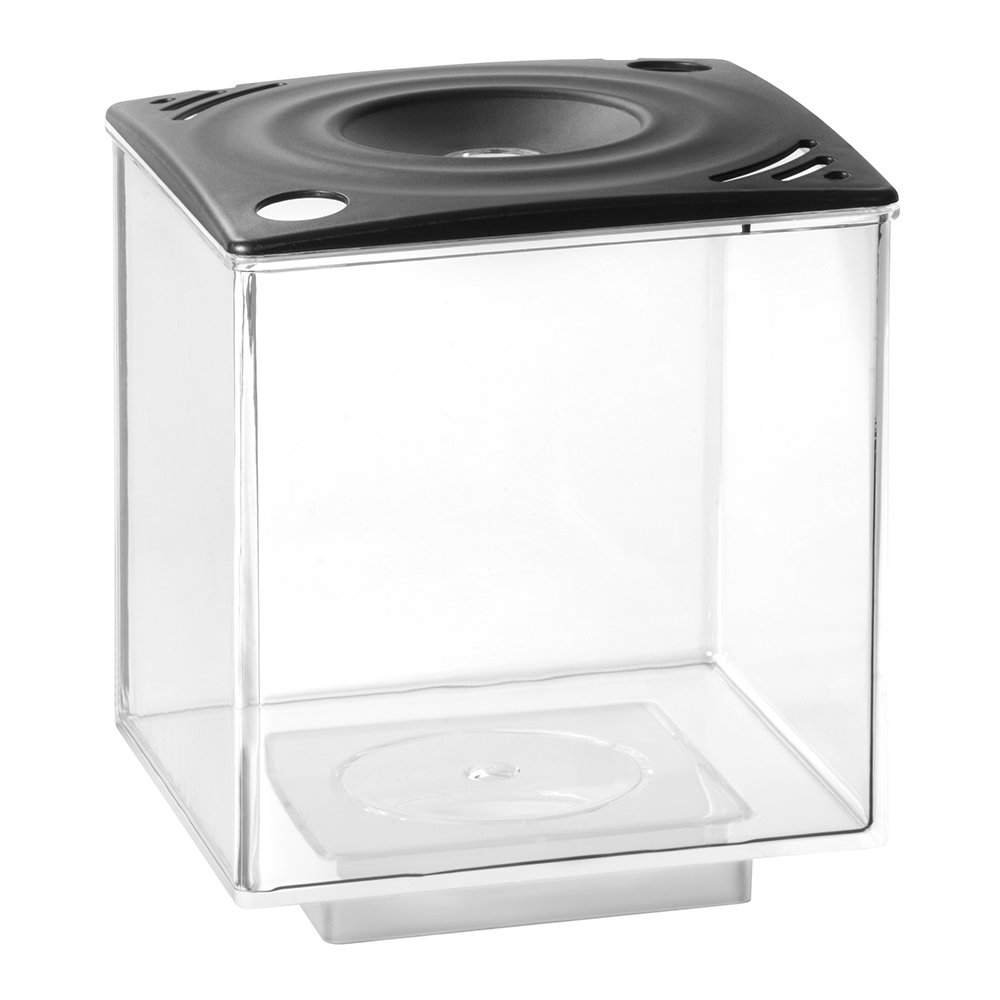 Elive 01031 Betta Cube, 0.75 gallon, Black