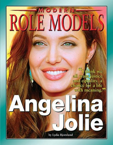 Download Angelina Jolie (Modern Role Models) pdf